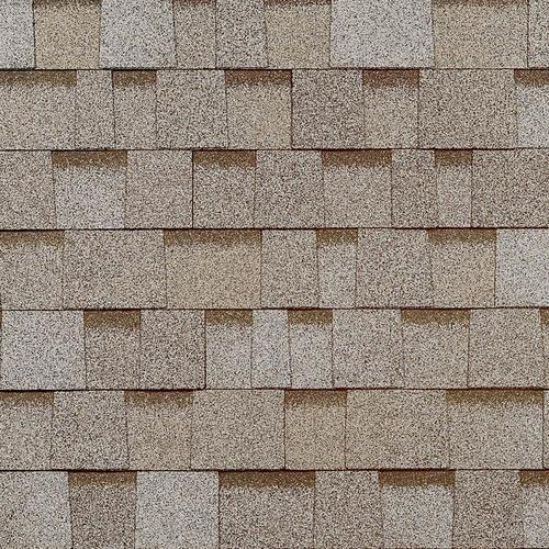 Owens Corning Oakridge 32.8-sq ft Beachwood sand Laminated Architectural Roof Shingles