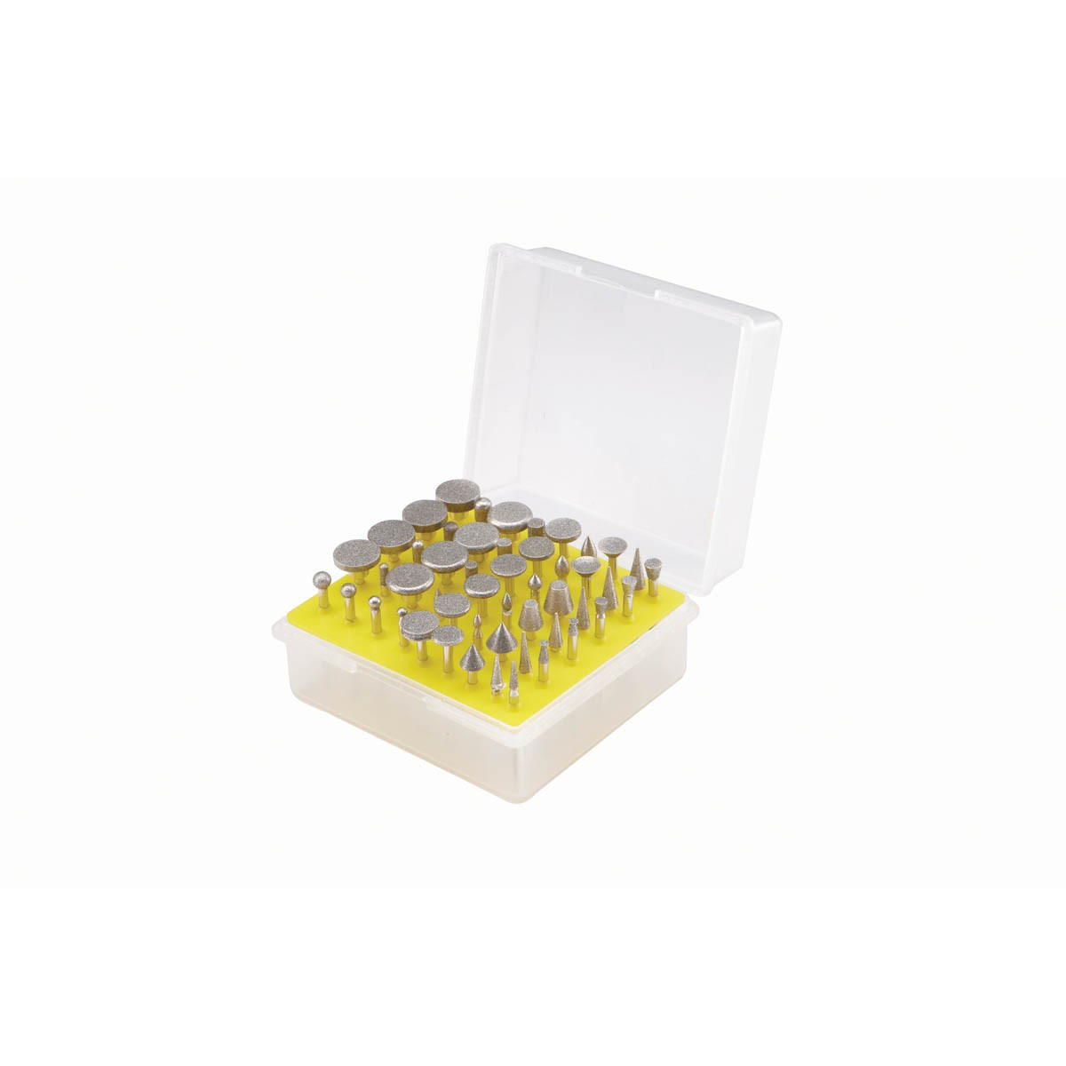 50 Pc Diamond Rotary Point Set