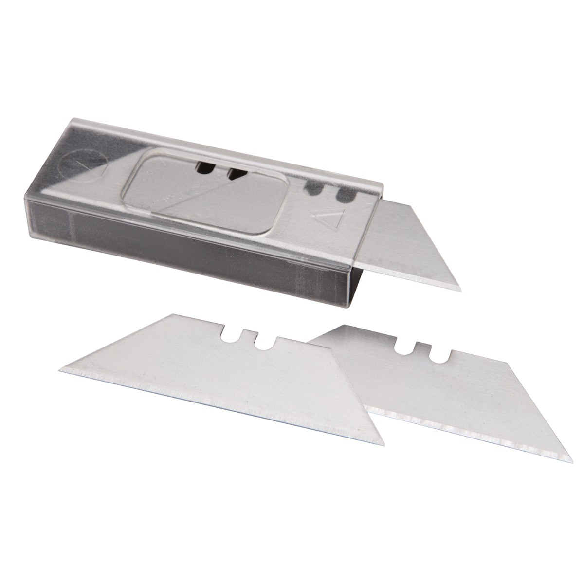 10 Pk. Utility Blades with Dispenser